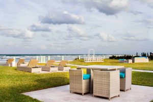 oceanfront wedding, new smyrna beach wedding dresses, beach wedding venue,